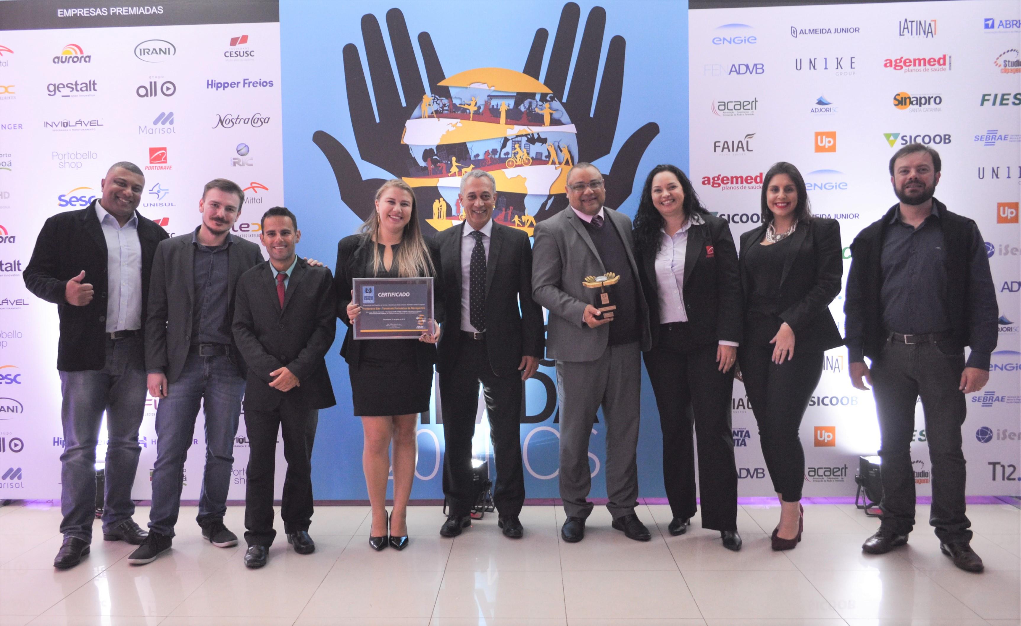 Prêmio Empresa Cidadã profissionais